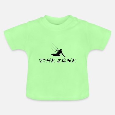 Paper Cutting THE ZONE Only - Baby T-Shirt