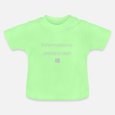 Windows Informationselektroniker Windows - Baby T-Shirt