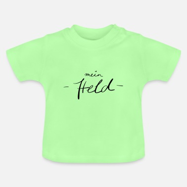 Held mein Held - Baby T-Shirt