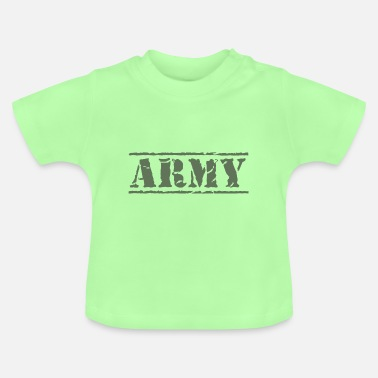 Us Army - T-shirt baby