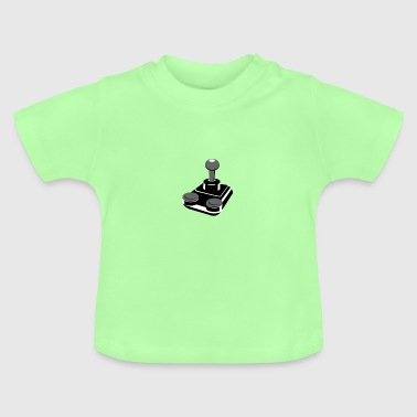 Grappige Video Game Speel PC Video Game Joystick Gift retro - Baby T-shirt