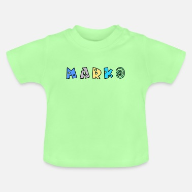 Mark Marko - Camiseta bebé