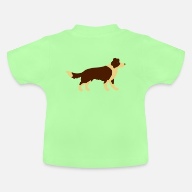 Collie Border Collie - Baby T-shirt