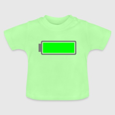 Battery full - Baby T-Shirt