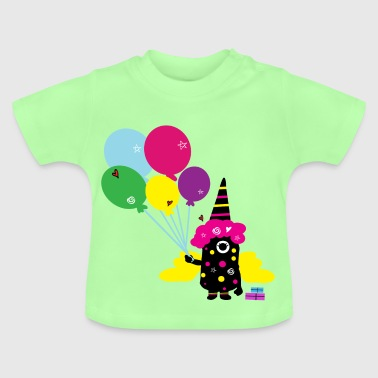 party monster - Baby T-Shirt