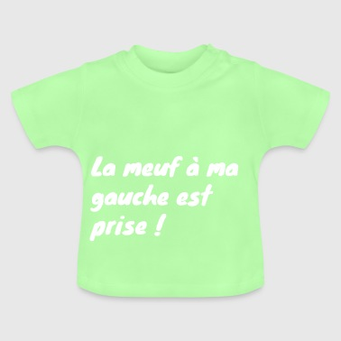 Blague - T-shirt Bébé