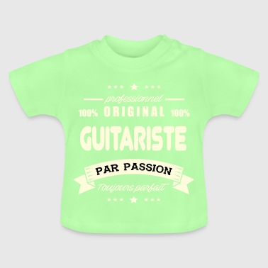 Guitariste Original - T-shirt Bébé