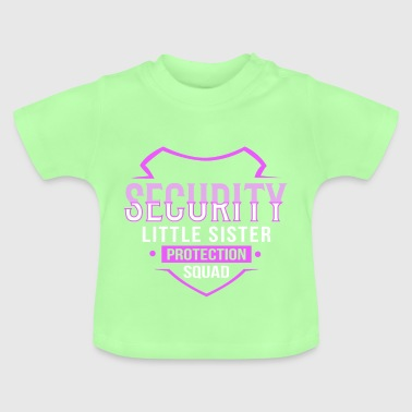 Lillasyster Storebror Siblings Baby - Baby-T-shirt