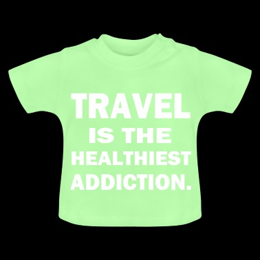 travel Searches - Baby T-Shirt