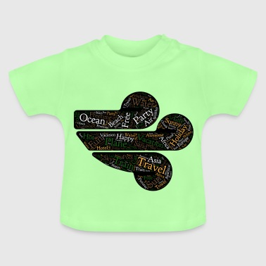 Travel - Travel - Baby T-Shirt