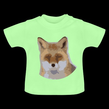 Curious fox - Baby T-Shirt