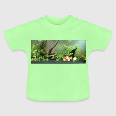 Aquarium First - Baby T-Shirt