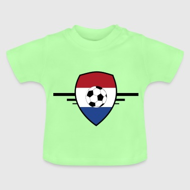 Holland Football - T-shirt Bébé