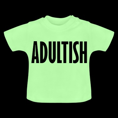 adulte - T-shirt Bébé