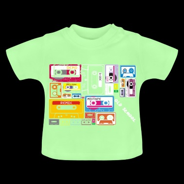 MIX TAPE - Baby T-Shirt