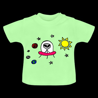Alien Express - Baby T-Shirt
