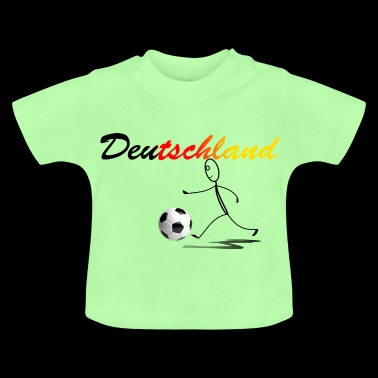Kicker Germany - Baby T-Shirt
