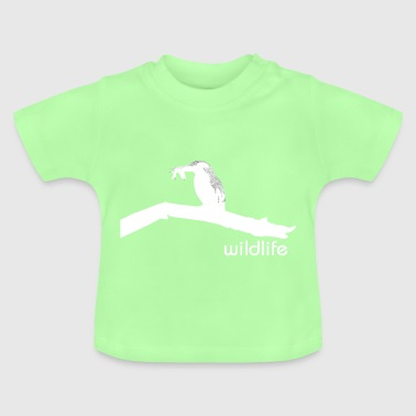 Wildlife - conservation - gift idea - Baby T-Shirt