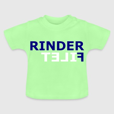 Rind und Filet - Baby T-Shirt