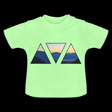 Lake Maggiore - mountains - lake - adventure - Baby T-Shirt