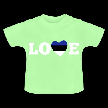 Love Estonia - Baby T-Shirt