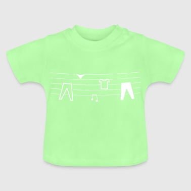 Spanish Neighborhoods - Baby T-Shirt