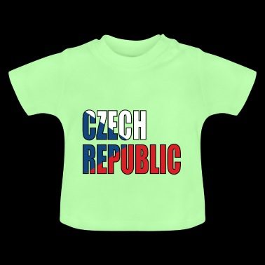 Czech Republic - Baby T-Shirt