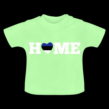 Home Estonia - Baby T-Shirt