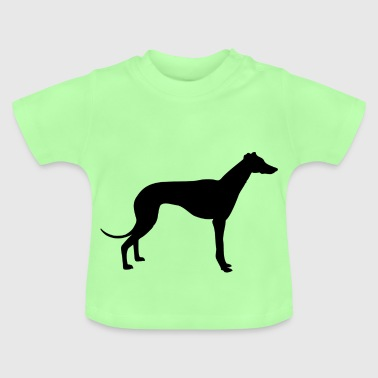 greyhound - Baby T-Shirt