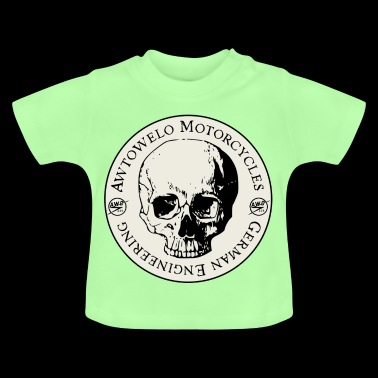 Awtowelo Motorcycles German Engineering - Baby T-Shirt