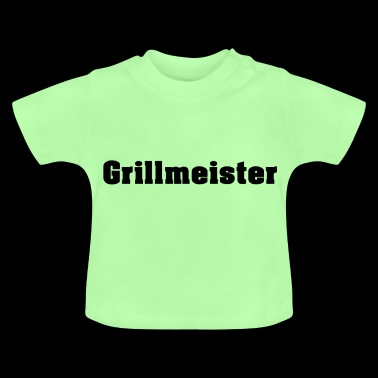 Grillmeister - Baby T-Shirt