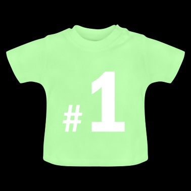 Number one - Baby T-Shirt