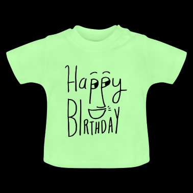Congratulations - Happy Birthday Gift - Baby T-Shirt