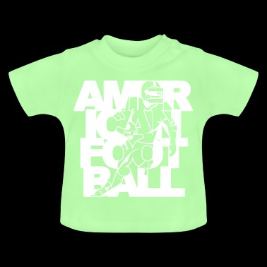 American Football Player Player - Baby T-Shirt
