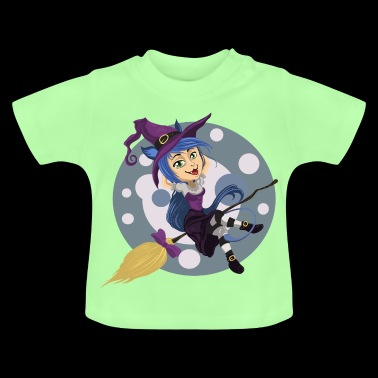 Little Vampire Witch - Baby T-shirt