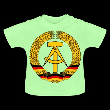 DDR coat of arms - Baby T-Shirt