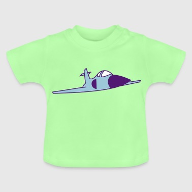 fighter jet - Baby T-Shirt