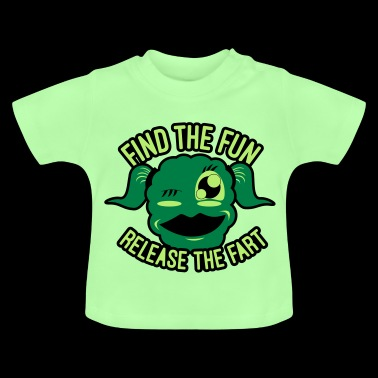 #GirlsOnly: Find The Fun - Release the Speed - Baby T-Shirt