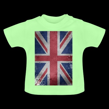 England brexit flag Britain Union Jack UK Lond - Baby T-Shirt