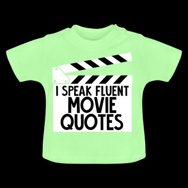 Sarcasm - Movie - Quotes - Gift - Baby T-Shirt