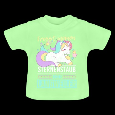 Unicorn gift idea idea idea - Baby T-Shirt
