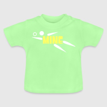 Volleyboy, Volleybell, Sporty - Baby T-shirt