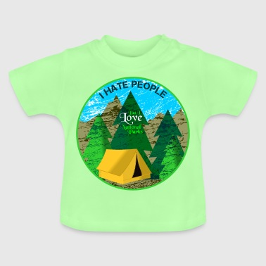 National Parks - Baby T-Shirt