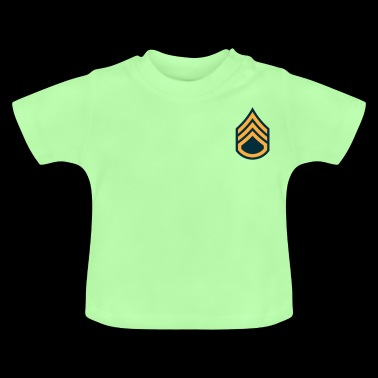 Army Corps Staff Seargeant - Baby T-Shirt