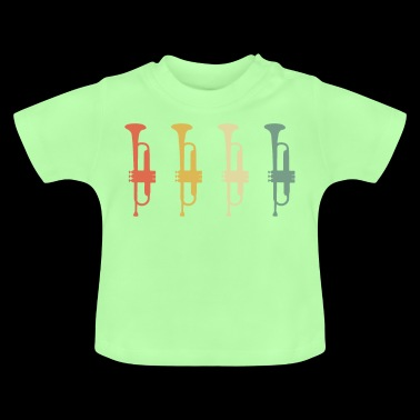 Trumpet 70s Style - Baby T-Shirt