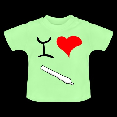 I love joints - Baby T-Shirt