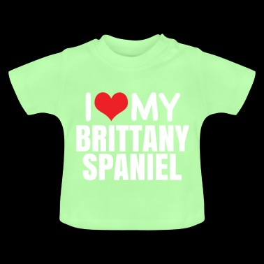 Brittany Spaniel - Baby T-Shirt