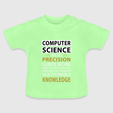 Computer science precision work - Baby T-Shirt