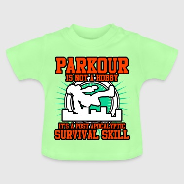 Parkour Hobby - Baby T-Shirt