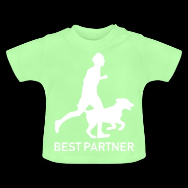 Best partner - Baby T-Shirt
